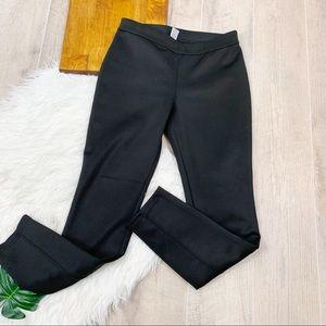 Max Studio Black Career Straight Leg Pants B1631